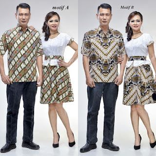 Batik Couple Ayu Lereng