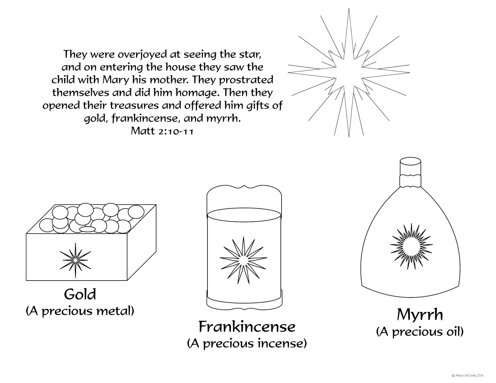 gold frankincense and myrrh coloring pages | 1000+ images about ВШ - Рождество on Pinterest | Christmas ...