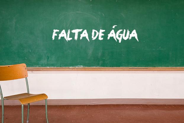 Escola Alfredo Magalhães continua sem água