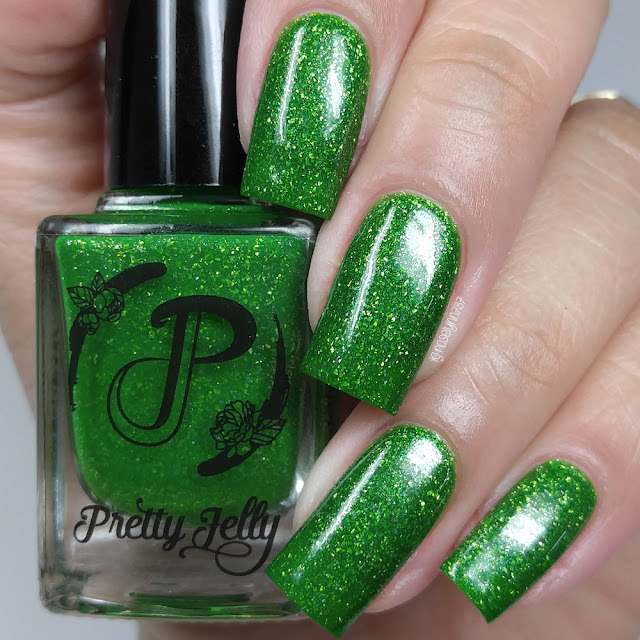 Pretty Jelly Nail Polish - Victoria