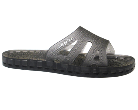bf9f5037b4c755 The Regatta Basic is a sandal intended for men. It has a ventilated single  strap in a two-tone colour. It has a contoured footbed