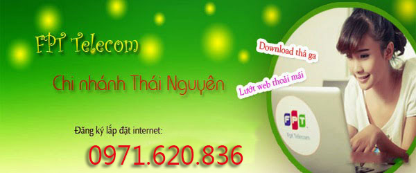 Lắp Đặt Internet FPT Huyện Đồng Hỷ