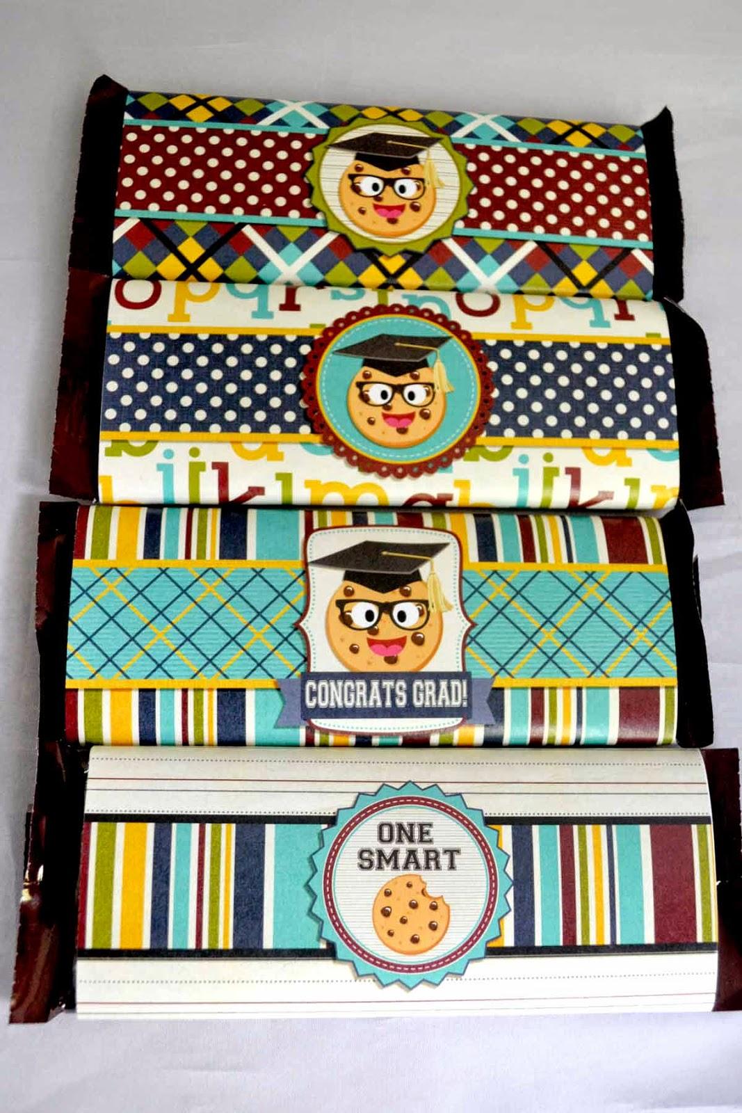 A Manda Creation Smart Cookie Graduation Party Printables