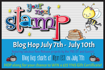YNS July New Release Blog Hop