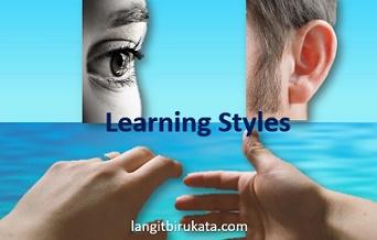 Gaya Belajar Bahasa Inggris