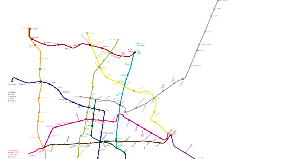 Icono Mapa Mexico Png: íconos Del Metro: Ciudad De México: Mapa Del Sistema Metro