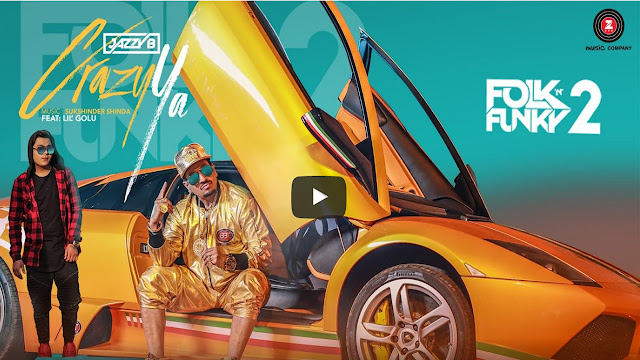 Crazy Ya Lyrics Jazzy B & Lil Golu | Lopamudra