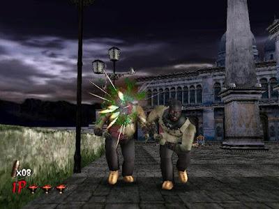 تحميل لعبة بيت الرعب 2 للكمبيوتر مضغوطة من ميديا فاير The House of the Dead 2
