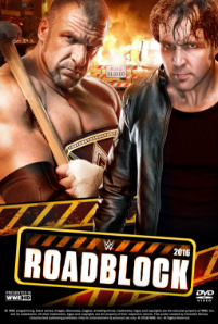 WWE Roadblock End Of The Line (2016) HDRip 700MB