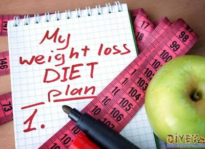 1 haftada kilo verme
