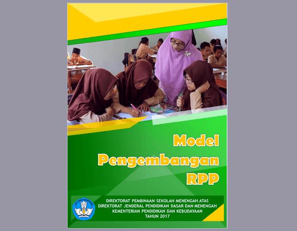 Model Pengembangan RPP Kurikulum 2013 SMA