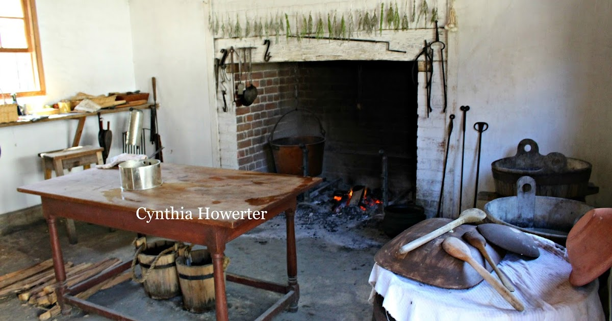 Colonial quills eighteenth century cooking by cynthia for 18th century cuisine