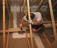 Air Sealing Process at Devere Insulation Home Performance