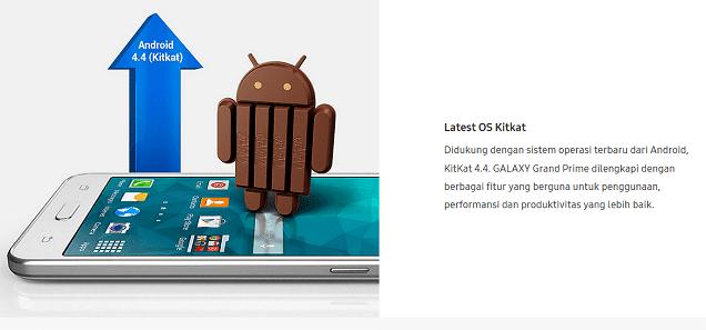 Tutorial Hard Reset Samsung Galaxy Grand Prime