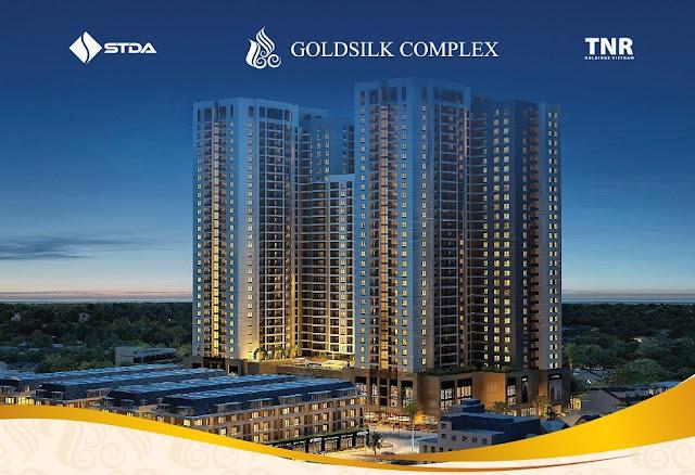 dự án goldsilk complex