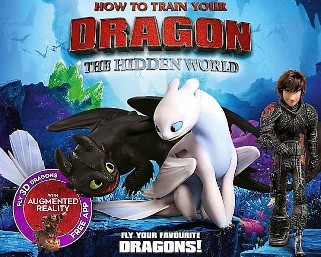 How to Train Your Dragon 3: The Hidden World (Film 2019) Cum să-ți dresezi dragonul 3