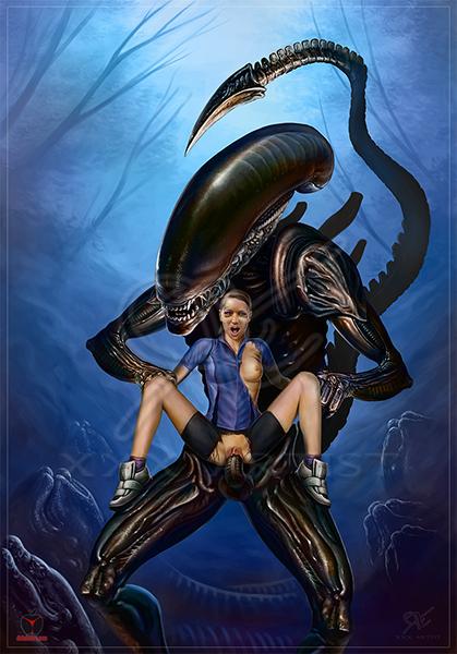 Alien Xxx 12