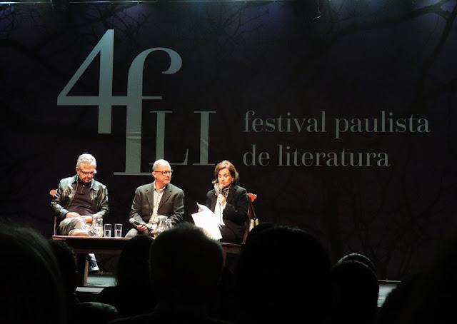 Festival Literário é um show de cultura em Iguape