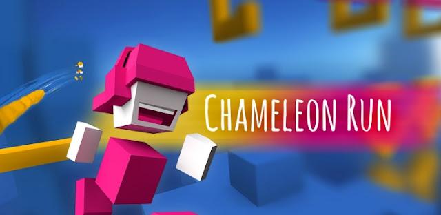 Chameleon Run v1.0 Apk Miki