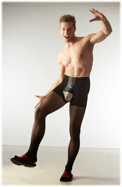 Men wearing pantyhose blog