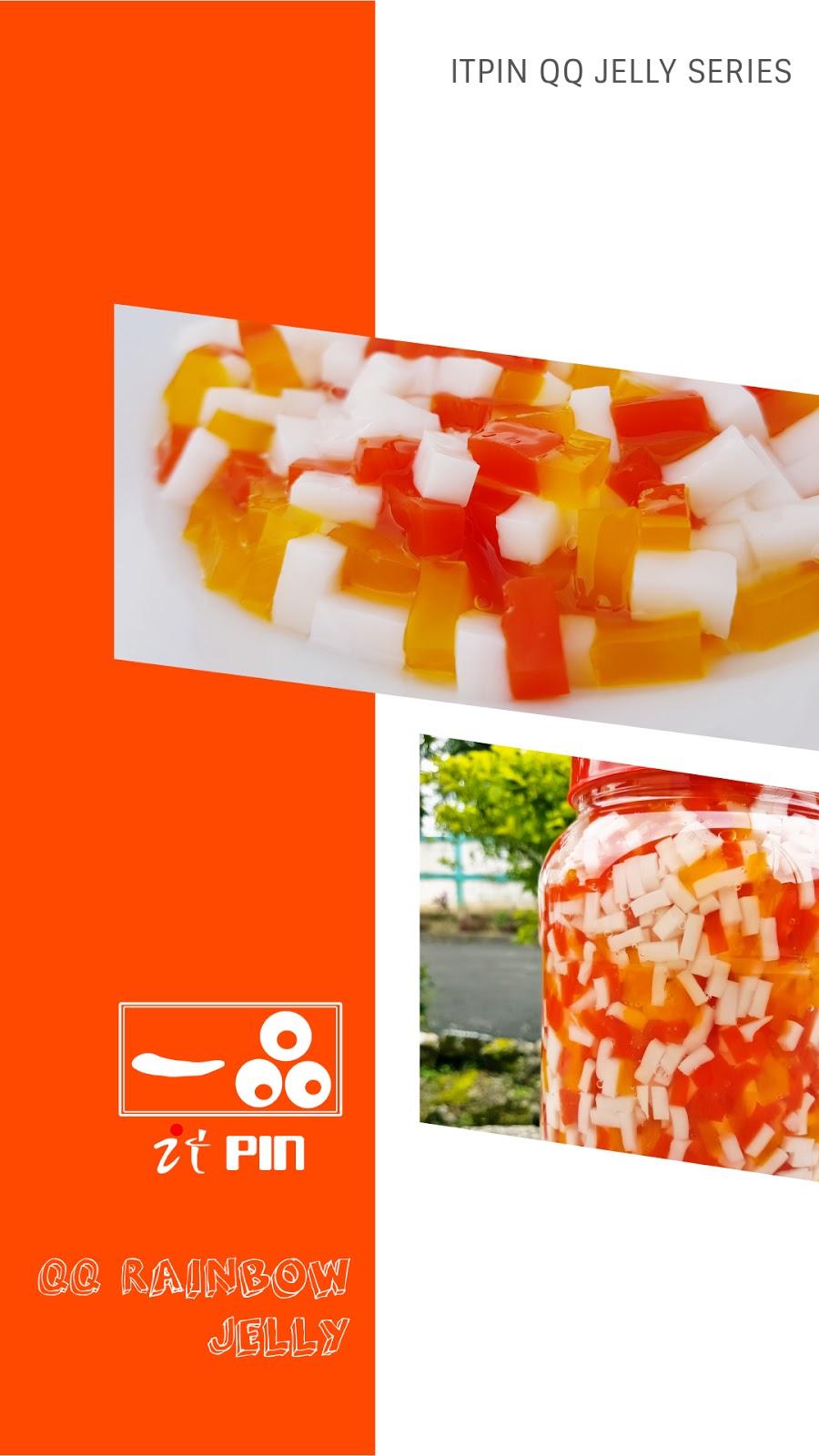 Qq Rainbow Jelly