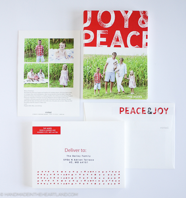 The best place for printing Christmas cards online