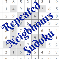 Repeated Neigbhours Sudoku Puzzles Main Page