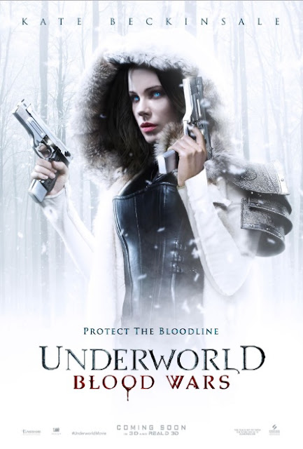 Sinopsis Underworld: Blood Wars (2017)