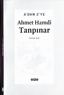 A'dan Z'ye - Ahmet Hamdi Tanpınar - Haz-Ekrem Işın (09)
