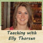 Teaching with Elly Thorsen