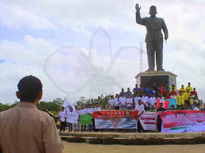 Pemuda Tanimbar Kutuk dan Kecam Aksi Teror Bom di Indonesia
