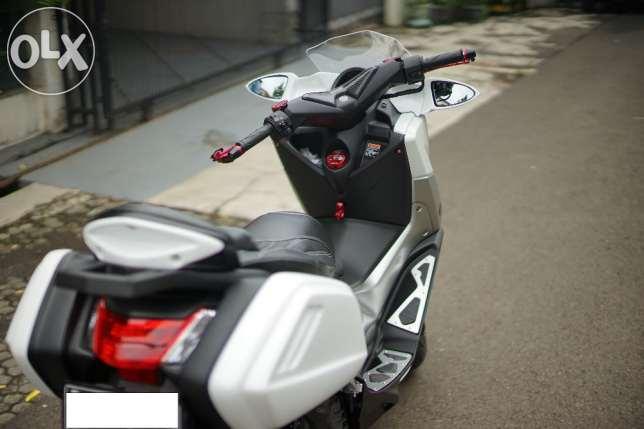 modifikasi motor yamaha nmax foto gambar48  terbaru