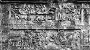 Gambar Relief Candi Borobudur