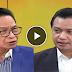 Watch: Atty. Panelo at Trillanes nagkairingan paglabas sa studio ng TV5