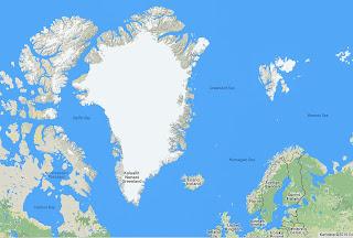 kart grønland Nature photo by Lillian U. Gulliksen: I år gikk sommerferien til  kart grønland