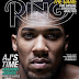 Anthony Joshua makes the cover of the 'Bible of Boxing' Ring Magazine