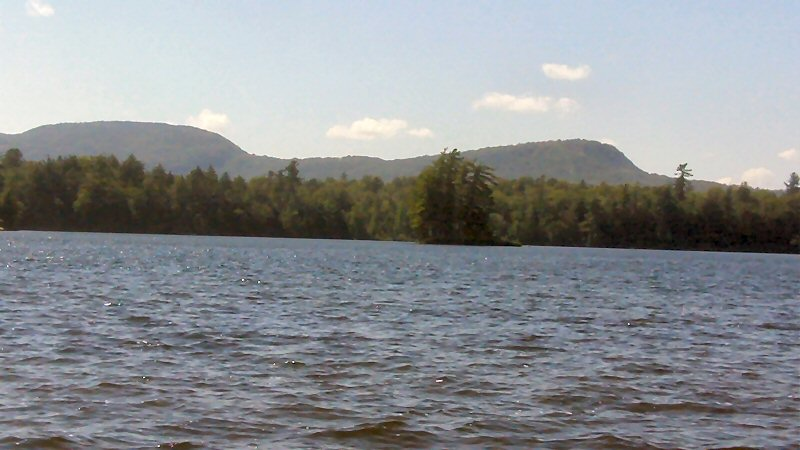 Historic Adirondack Camp On Big Wolf Lake For Sale