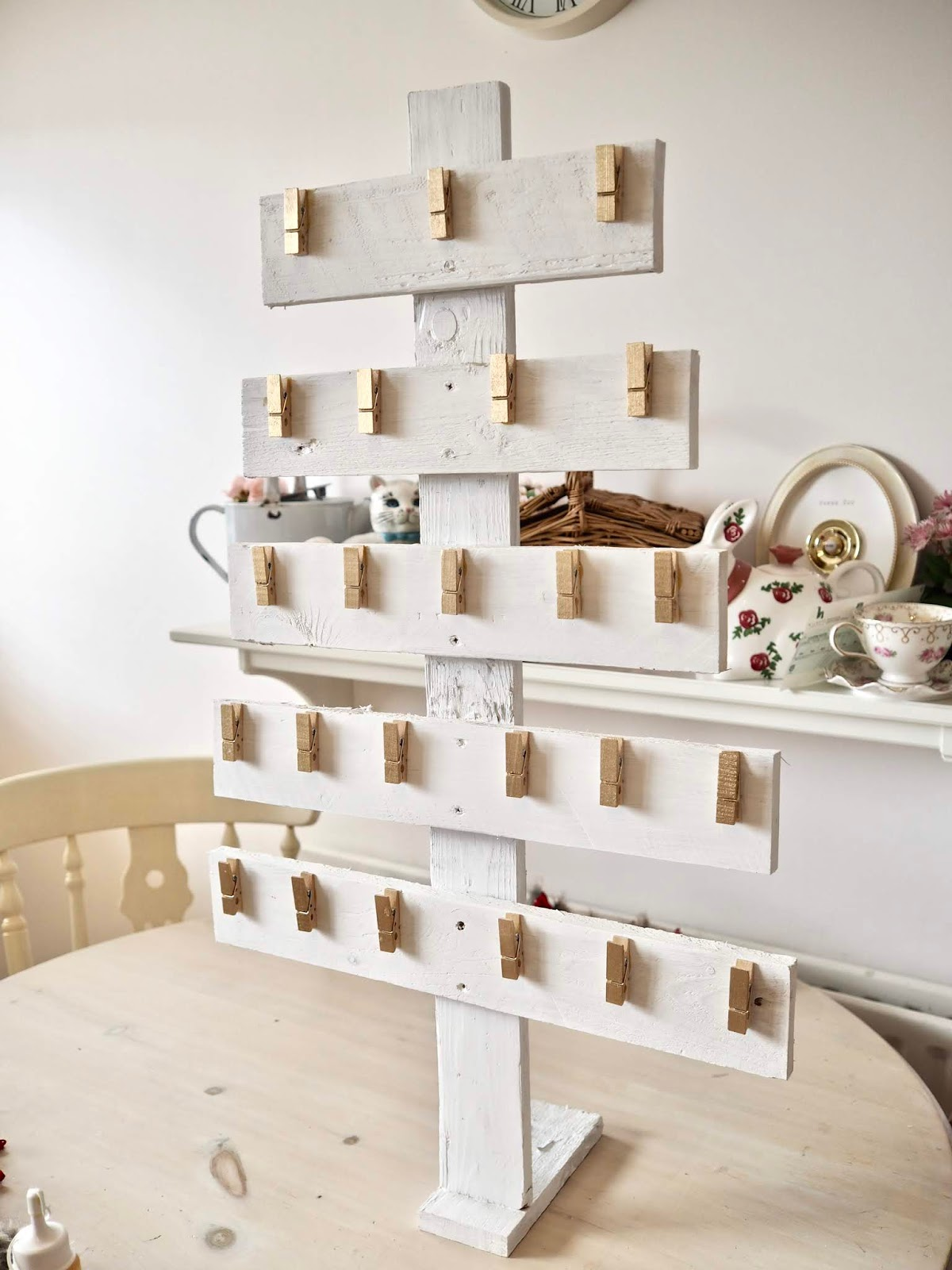 DIY Advent Calendar Idea