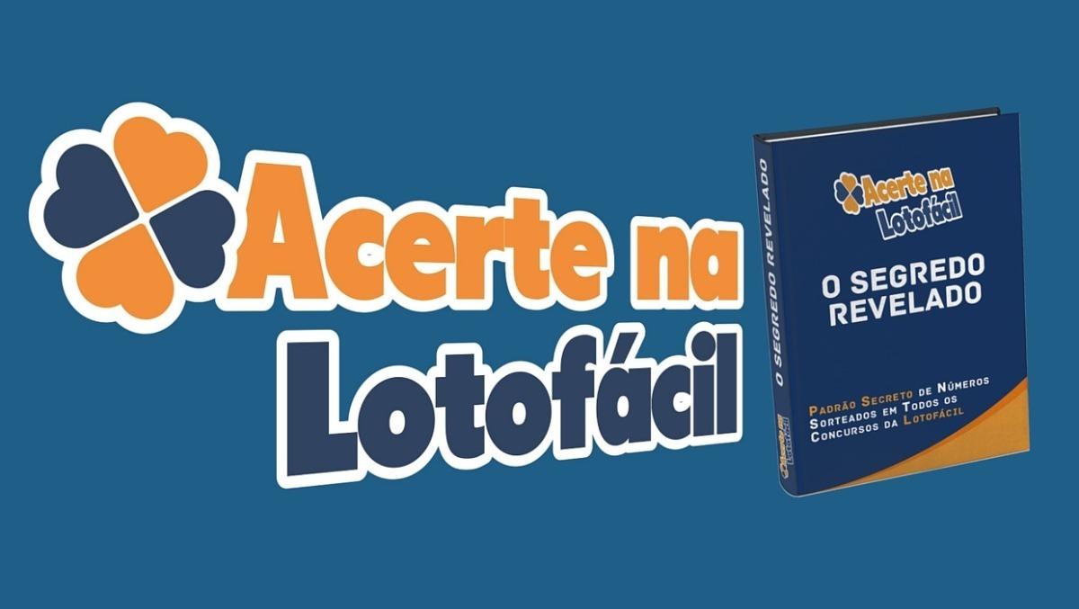 Download Ebook Acerte na Lotofácil PDF Grátis