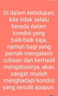 quotes menyentuh hati
