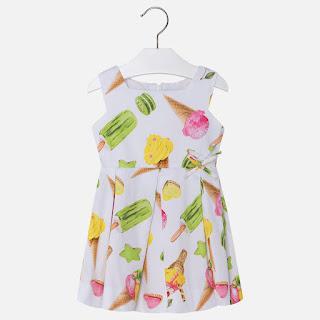 Φόρεμα Mayoral 2018 για κορίτσια
