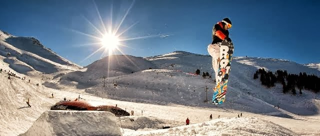 Kalavrita Ski Center, Hellas - Cheapest places to go snowboarding