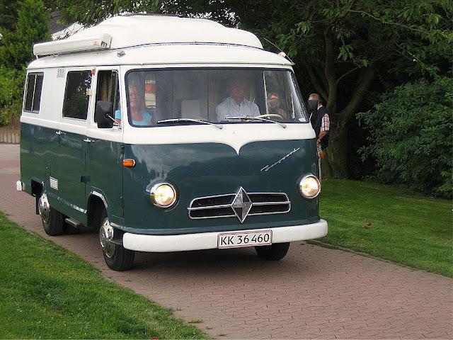 Borgward_B_611_camper, 1961