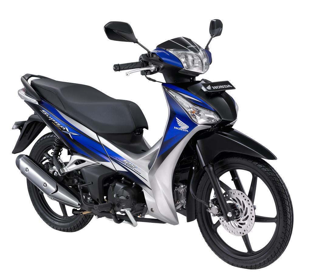 Honda Motor Ahm Has Launched A New Motorcycle Helmet Honda Supra X