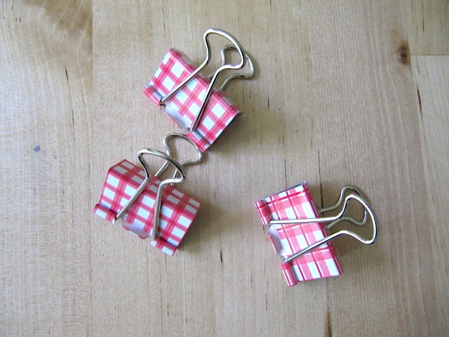 Sew Many Ways Tool Time Tuesday Binder Clip For