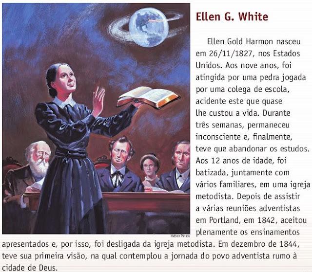 Quem foi Ellen White