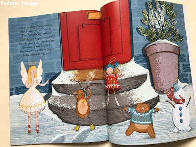 Angel's Great Escape picture book review