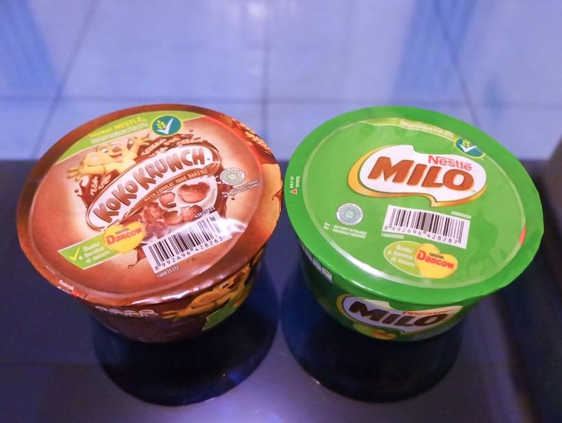 Review Sereal Koko Krunch dan Milo dari Nestle Yanikmatilah Saja