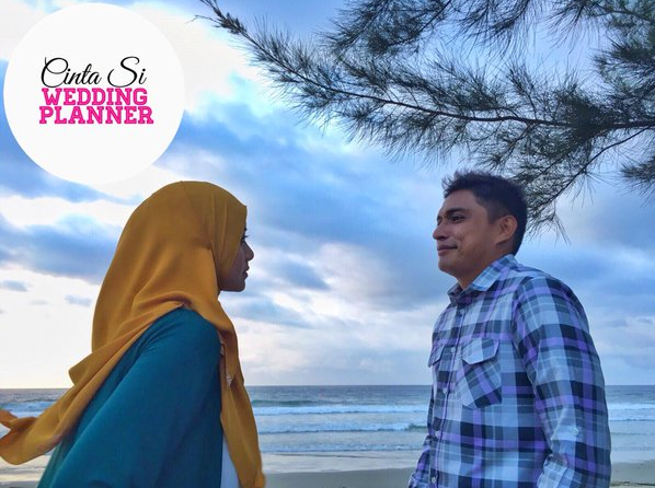 cinta si wedding palnner episod 1