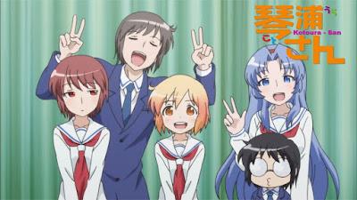 Kotoura-san   10bit HEVC   BD 720p   MeGaTroN